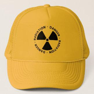 Het Pet van het Symbool van de straling