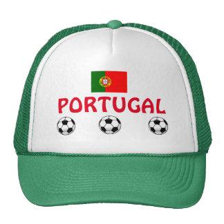 Het Pet van het Voetbal van Portugal
