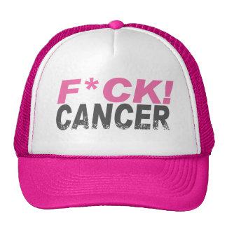 Het pet van Kanker van F*ck