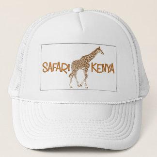 Het Pet van Kenia van de Safari van de giraf