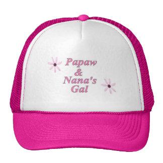 Het Pet van meisjes voor Papaja en Nana