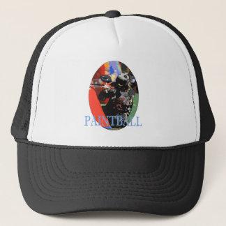 Het Pet van Paintball