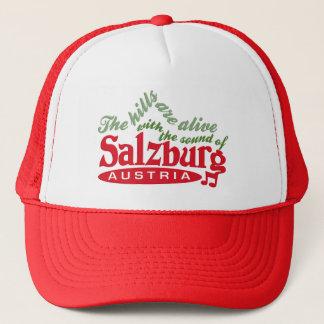 Het pet van Salzburg