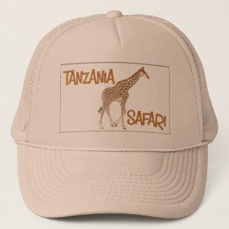 Het Pet van Tanzania van de Safari van de giraf