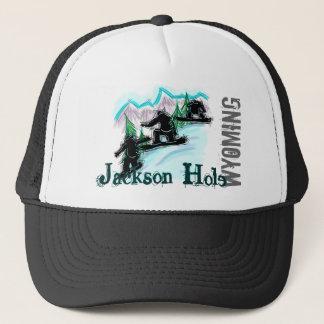 Het pet van Wyoming van het Gat van Jackson