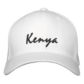 Het petDouane van Kenia Geborduurde Pet