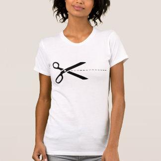 Het Pictogram van de Besnoeiing van de schaar T Shirt