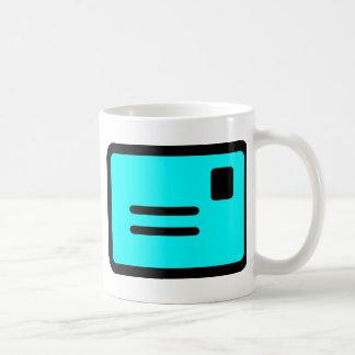 Het Pictogram van de post Koffiemok