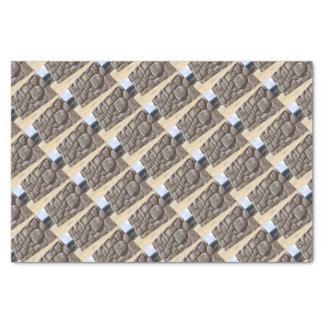 Het Pictogram van de Slang van Saqsaywaman 25,4 X 38,1 Cm Tissue Papier