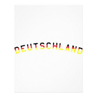 Het pictogram van Deutschland Fullcolor Folder