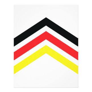 Het pictogram van Duitsland Persoonlijke Folder