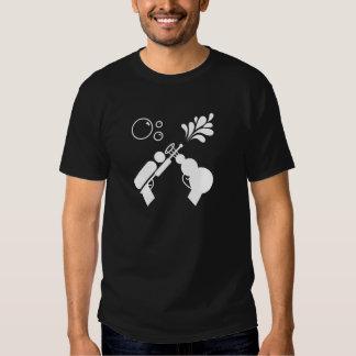 Het Pistool van de Bel van het Pistool van het T Shirts