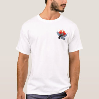 Het Pistool van het Ras van Glockracing T Shirt