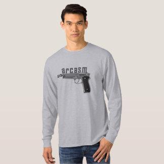 Het Pistool van het sarcasme T Shirt
