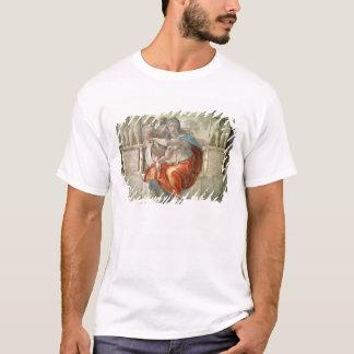 Het Plafond van de Kapel van Sistine: De Sibille T Shirt
