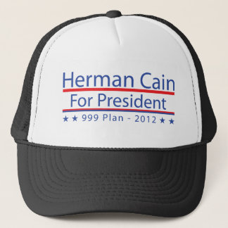 Het Plan van Herman Cain 999 Trucker Pet