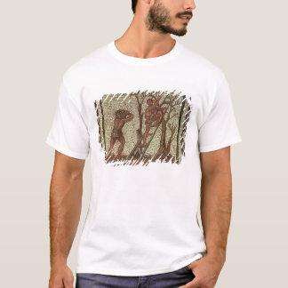 Het plukken Fruit, Roman Mozaïek T Shirt