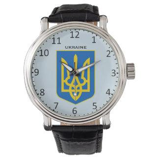 Het Polshorloge van de Douane van de Oekraïne
