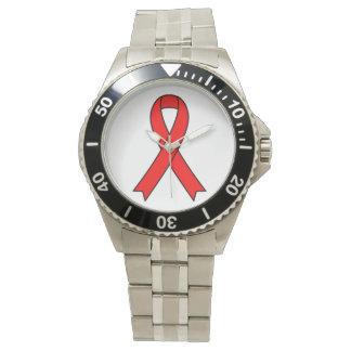 Het Polshorloge van de Voorlichting van AIDS