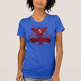 Het poly-Katoenen van de Dames van Trifecta van de T Shirt
