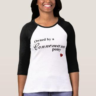 Het pony van Connemara Tshirts