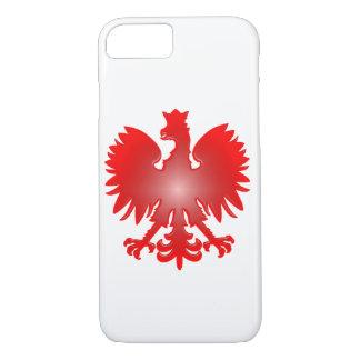 Het Poolse Hoesje van de Telefoon van Eagle