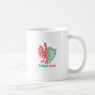 Het Poolse Iers Koffiemok