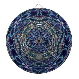 Het PoortPatroon van het psychedelische Atoom Dartbord