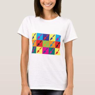 Het Pop-art van de archeologie T Shirt
