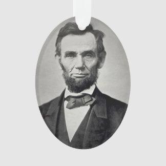 Het Portret van Abraham Lincoln Gettysburg Ornament