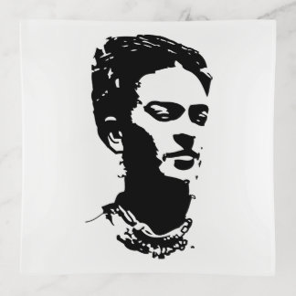 Het Portret van de Schaduw van Frida Sierschaaltjes