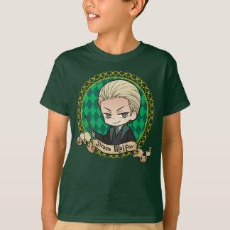 Het Portret van Draco Malfoy van Anime T Shirt