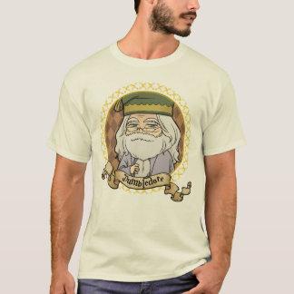 Het Portret van Dumbledore van Anime T Shirt