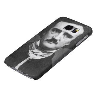 Het Portret van Edgar Allan Poe Samsung Galaxy S6 Hoesje