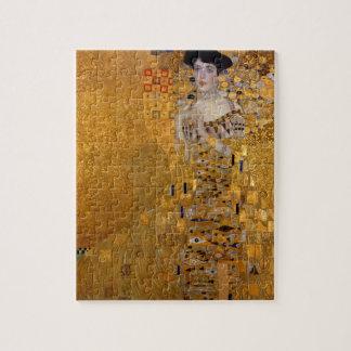 Het Portret van Gustav Klimt //Adele Bloch-Bauer's Puzzels