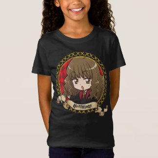 Het Portret van Hermione Granger van Anime T Shirt