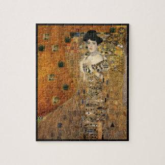 Het Portret van Klimt van Adele Bloch-Bauer Foto Puzzels