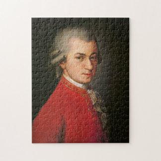 Het Portret van Mozart Puzzel