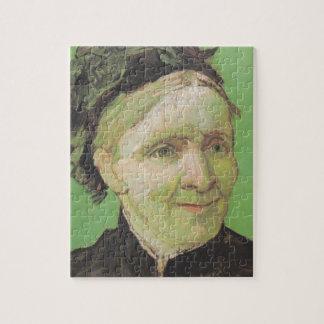 Het Portret van Vincent van Gogh van het Art. van Puzzel