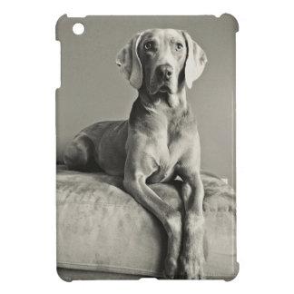 Het Portret van Weimaraner iPad Mini Covers