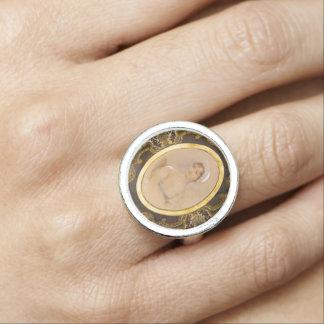 Het portretring van Jane Austen Ring