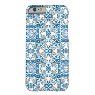 Het Portugese Patroon van de Tegel Barely There iPhone 6 Hoesje