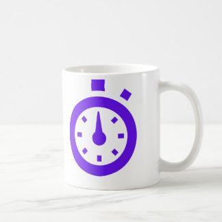 Het post-geschikte Wit van de Mok van de Koffie