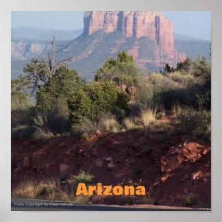 Het Poster van Arizona
