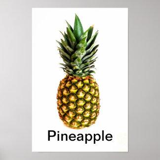 Het poster van de ananas