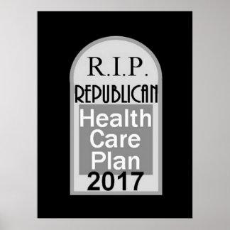 Het Poster van de gezondheidszorg