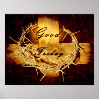 Het Poster van de Goede Vrijdag
