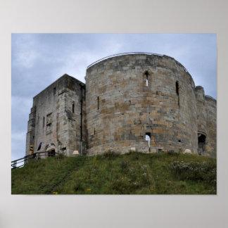 Het Poster van de Toren van Clifford