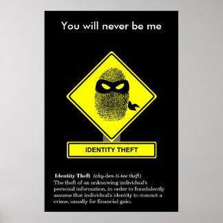 Het Poster van de Voorlichting van de Veiligheid
