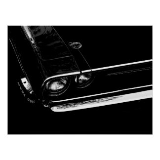 Het Poster van Dodge Eiser